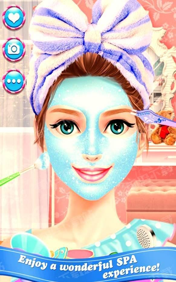 童话化妆装扮沙龙时尚化妆