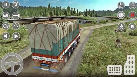 印度卡车货运模拟器2020
