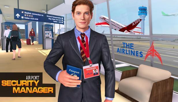 虚拟城市警察机场经理家庭